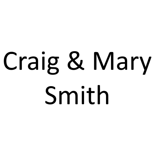Craig and Mary Smith