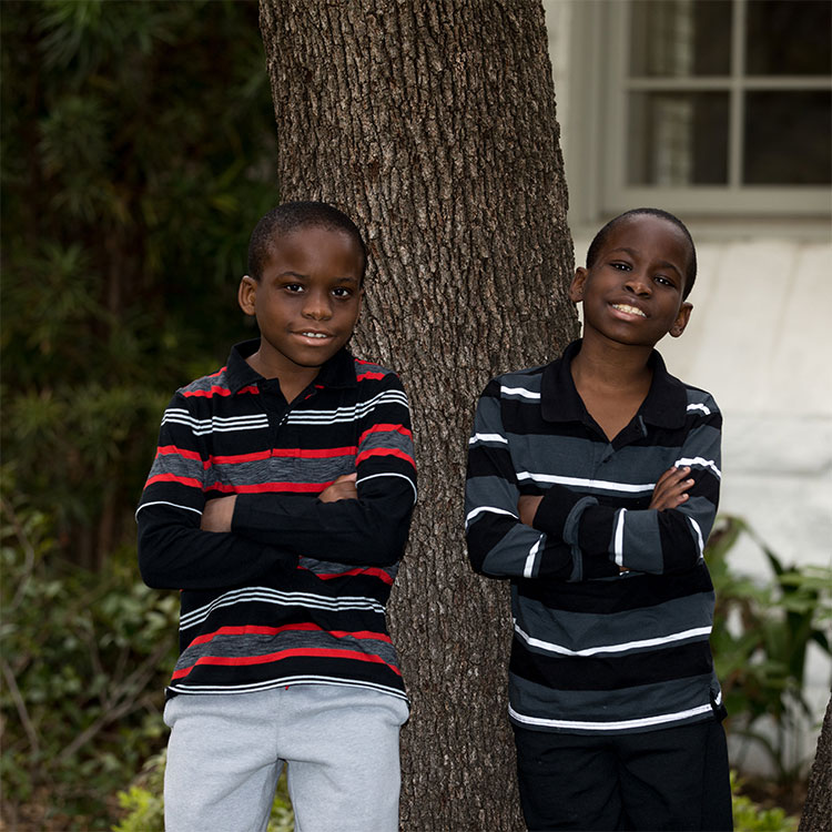 Octavion and  Kristopher